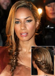 long braids hairstyles pictures | leona-lewis-long-braids-and-twists-funky