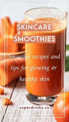 Healthy Smoothie Recipes 92236 Clear skin seems to be part and parcel of the norms and standards for beauty of our time. Here are our tips and recipes for getting glowing skin with healthy smoothies. Smoothie Prep, Healthy Smoothies, Healthy Drinks, Healthy Detox, Healthy Food, Easy Detox, Nutrition Drinks, Recipes For Smoothies, Healthy Beauty