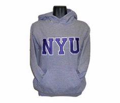 New York University Bookstores - Women's/Junior Fit NYU Sweatshirt $48