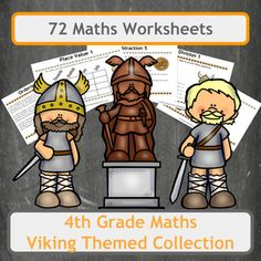 1st Grade Science Worksheet Excel Over  Questions In  Sheets Covering Multiplication And Division  Volleyball Worksheets Excel with Science Safety Symbols Worksheet Excel Our Th Grade Viking Themed Maths Worksheet Collection Combines  Fantastic  Products Into One Complete Bundle Simple Addition And Subtraction Worksheet