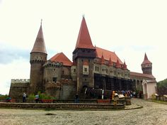 Corvins Castle, Hunedoara, Romania