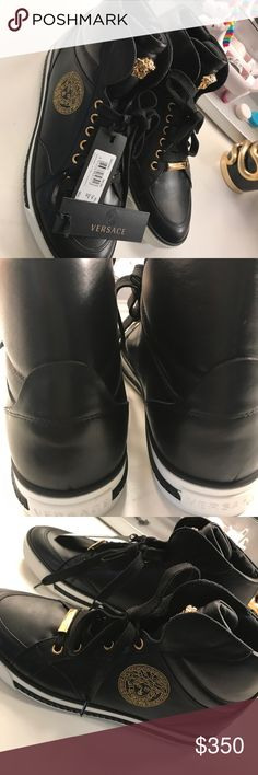 Versace shoes for men sz(40) New with tag Versace Shoes Sneakers