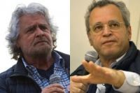 """notizie  G.M.: Mentana: """"Beppe Grillo era a bordo del famoso Brit..."""