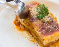 Lasagnes minceur au thon et au parmesan léger