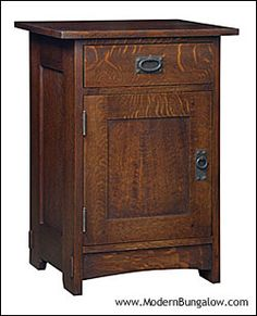Stickley end table, would make a great nightstand!