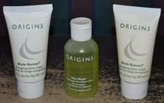 2 ORIGINS Mens Blade Runner Energizing Shave Cream 1.7 oz + 1 Mint Wash 2 oz. #Origins