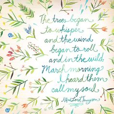 march morning art print nature wall art katie daisy is part of Spring quotes - March Morning Art Print Nature Wall Art Katie Daisy NatureWall art Pretty Words, Beautiful Words, Cool Words, Spring Quotes, Love Quotes, Inspirational Quotes, Acrylic Artwork, Nature Quotes, Spiritual Quotes