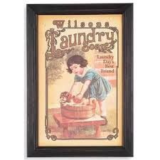 Find This Pin And More On Affiches Vintage Animaux Wilsons Laundry Soap Sign