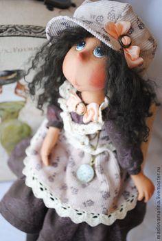 Коллекционные куклы ручной работы. Ярмарка Мастеров - ручная работа кукла Катруся. Handmade.