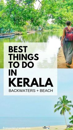 kerala india travel destinations in south asia. places to visit in india. things to do. backpacking south asia travel tips. mumbai to goa to kerala Kerala Travel, India Travel Guide, Asia Travel, Travel Destinations, Travel Tips, Travel Ideas, Budget Travel, Travel Articles, Travel Photographie