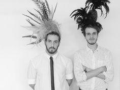 Duo de DJs Selvagem agita a festa no Skol Beats Factory