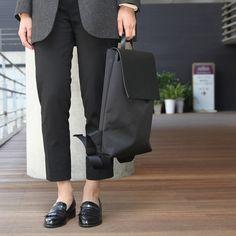 Minimalist Backpack - Black