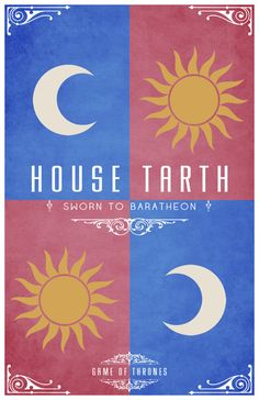 Game of Thrones House Tarth by LiquidSoulDesign Arte Game Of Thrones, Game Of Thrones Poster, Game Of Thrones Series, Game Of Thrones Fans, Valar Morghulis, Valar Dohaeris, Jaime Lannister, Winter Is Here, Winter Is Coming