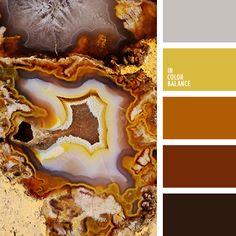 Цветовая палитра №3515
