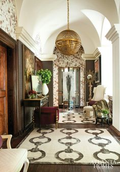 Design by Michel Boyd, SmithBoyd Interiors   Photographed by Erica George Dines   Atlanta Homes & Lifestyles  