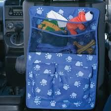 this is a great dog carrier for the dogs stuff :) My mom makes these!