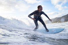 Washing away the weekend with Monyca Eleogram #ROXYsurf