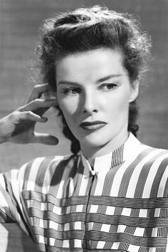 Katharine Hepburn - August 1947 - Motion Picture Magazine - Photo by Clarence Sinclair Bull