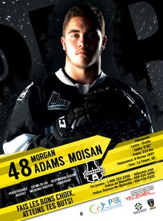 Morgan Adams-Moisan #48