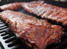Baby Back Pork Ribs via Kara's Cuisine