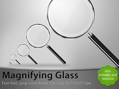 Nice Magnifying Glass PSD. This download also includes a .psd resource file with 16 layers so you can create your own magnifying glass or use it in other works as a normal resource file. It shows a modern and clean magnifying glass with high detail.  #downloadpsd #File #free #freepsd #glass #glassy #glossy #icons #images #Magnifying #objects #psd #resources #Sources #templates Check more at http://psdfinder.com/free-psd/magnifying-glass-psd