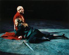 Phèdre | JEAN RACINE - PATRICE CHEREAU © Ros Ribas 2003 Stage Design, Set Design, August Strindberg, Europe, Samuel Beckett, 1984, Stage Set, Actors, Concert