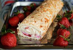 Pavlova Cake, Romanian Desserts, Cookie Recipes, Sweet Treats, Deserts, Goodies, Food And Drink, Sweets, Vegan