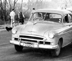 Old Cars From The Bulawayo Rhodesia Zimbabwe Zimbabwe