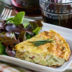on cannelle et vanille potato parsnip and watercress spanish tortilla ...