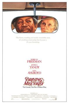 """62nd Academy Awards Best Adapted Screenplay (1990): """"Driving Miss Daisy"""" - Alfred Uhry"""