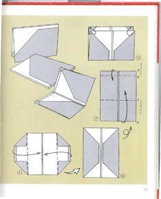 O QUE É MEU É NOSSO: Origami Pasta part 2