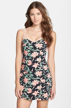 Calvin Klein 'Desire' Chemise available at #Nordstrom