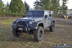 anvil jeep with lifestyle front bumper - Google Search