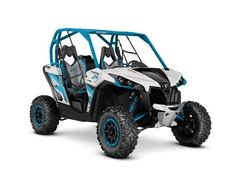 New 2016 Can-Am Maverick X ds 1000R Turbo ATVs For Sale in Florida. 2016 Can-Am Maverick X ds 1000R Turbo, This package enables you to lead the pack with the most powerful two-seater sport side-by-side in the industry. Its 131 hp turbocharged engine option leads the way, and its rider-focused design and impressive handling provide a comfortable and confident ride.
