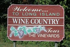 Welcome to Long Island Wine Country by wino-fred, via Flickr