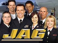 90's tv - JAG-Would like to have this series one day...