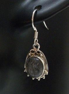 Nostalgische Silber-Ohranhänger Turmalin SO113 von Atelier Regina auf  DaWanda.com. Sauerlandgirl · Schmuck 3d38ec8d34