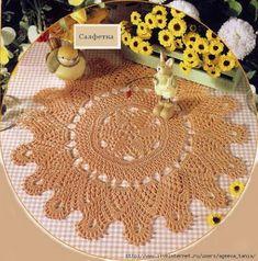 Kira scheme crochet: Scheme crochet no. 3146