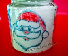 Accidentaccio: Zuccheriera fai da te per la Colazione di Babbo Natale