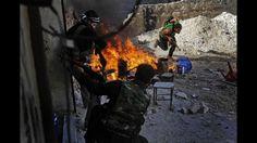 حلب ستمحى عن الوجود بعد شهرين..روسيا تخير ثوار حلب بين الاستسلام أو الإبادة-تفاصيل