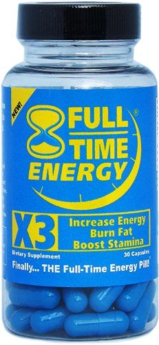 Full Time Energy - Energy with Raspberry Ketones, Garcinia Cambogia and Green Coffee Bean Extract http://www.pickvitamin.com/shop-by-brand/f/full-time.html