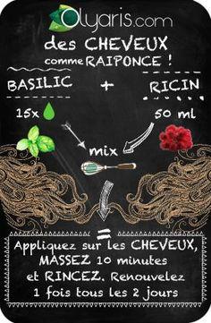 L'automne et votre vie active ont eu raison de vos cheveux ? Faites comme Raiponce : elle nous a conseillés l'huile essentielle de basilic et ça marche !