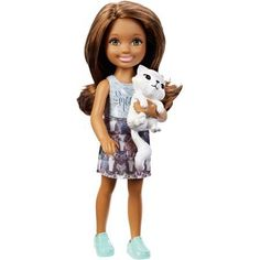 Barbie Chelsea Cat Fun