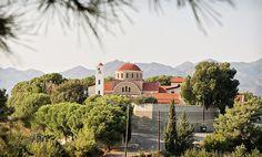 Vergin Mary Monastery, Glossa