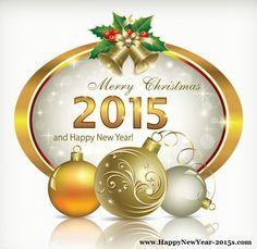 Crăciun fericit și un An Nou Fericit 2015 Cards_4