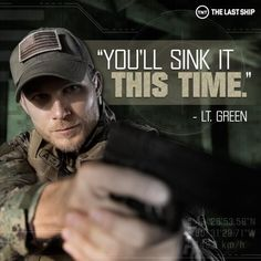 Embedded image The Last Ship, Travis Van Winkle, Fantasy Tv, I Go Crazy, Tv Show Quotes, Hollywood Star, Old Tv, Favorite Tv Shows, Movie Tv