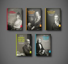 WV Buchreihe on Editorial Design Served