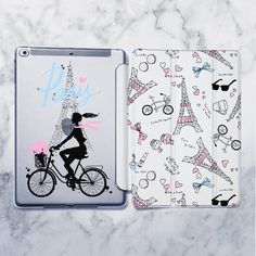 Cute Ipad Cases, Cute Cases, Ipod Pro, Coque Ipad, Paris Girl, Diy Gifts, Handmade Gifts, Ipad Pro 12 9, Iphone Accessories