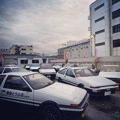 Toyota Sprinter Trueno 86 !!
