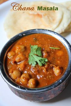 I love chana masala..It is my all time favorite, I love it with battura  or poori ....We make channa masala often because everyon...